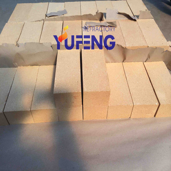 Refractory Brick/Refractory High Fired, Super Duty Brick