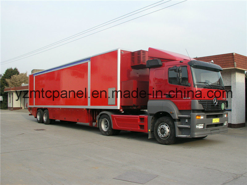 Anti-Aging FRP Plywood Sandwich Panel for Stage Show Truck Body