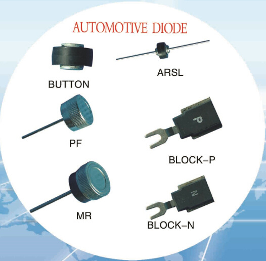 35A, 400V Avalanche Press-Fit Diode Bp3524 (Bosch type)
