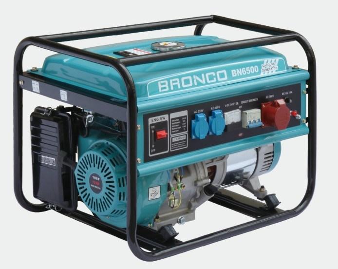 5kw 13HP Three Phase Gasoline Generator (BN6500(E)-3)