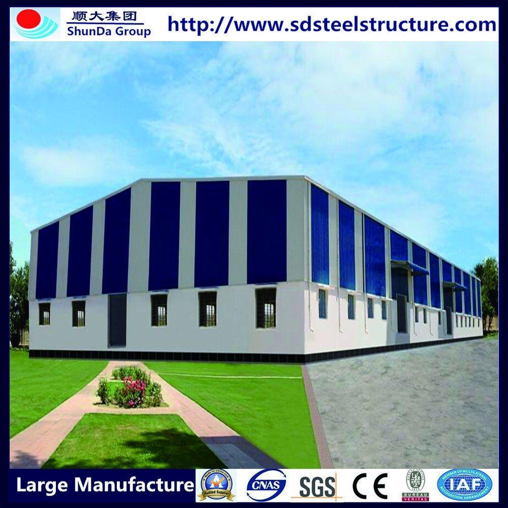 Prefabricated House-Prefab Office-Prefab Steel Building