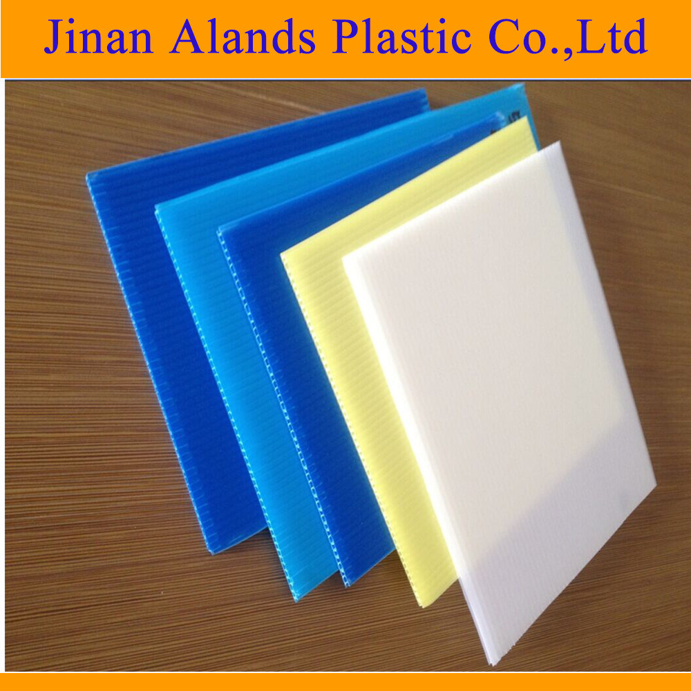 PP Corrugated Sheet PP Hollow Board Factroy Good Price