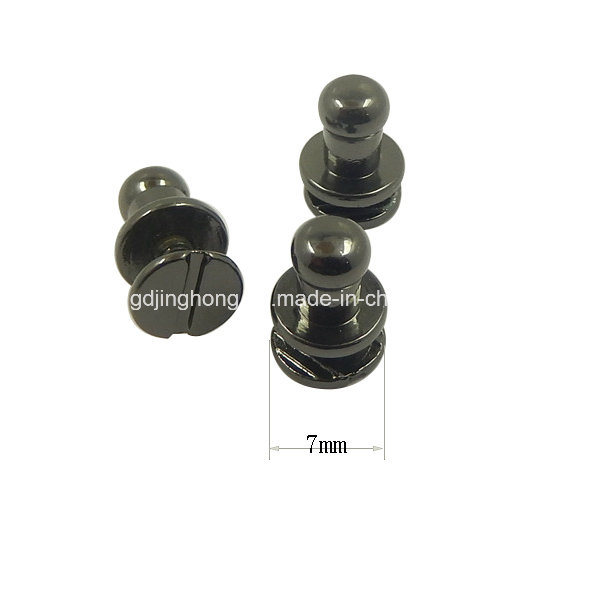 Zinc Alloy Metal Rivet for Bags, Garment