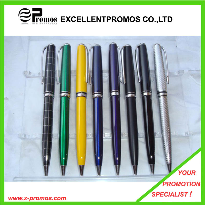 Best Selling Metal Rotation Ball Pen for Promotion Gift (EP-P9128)