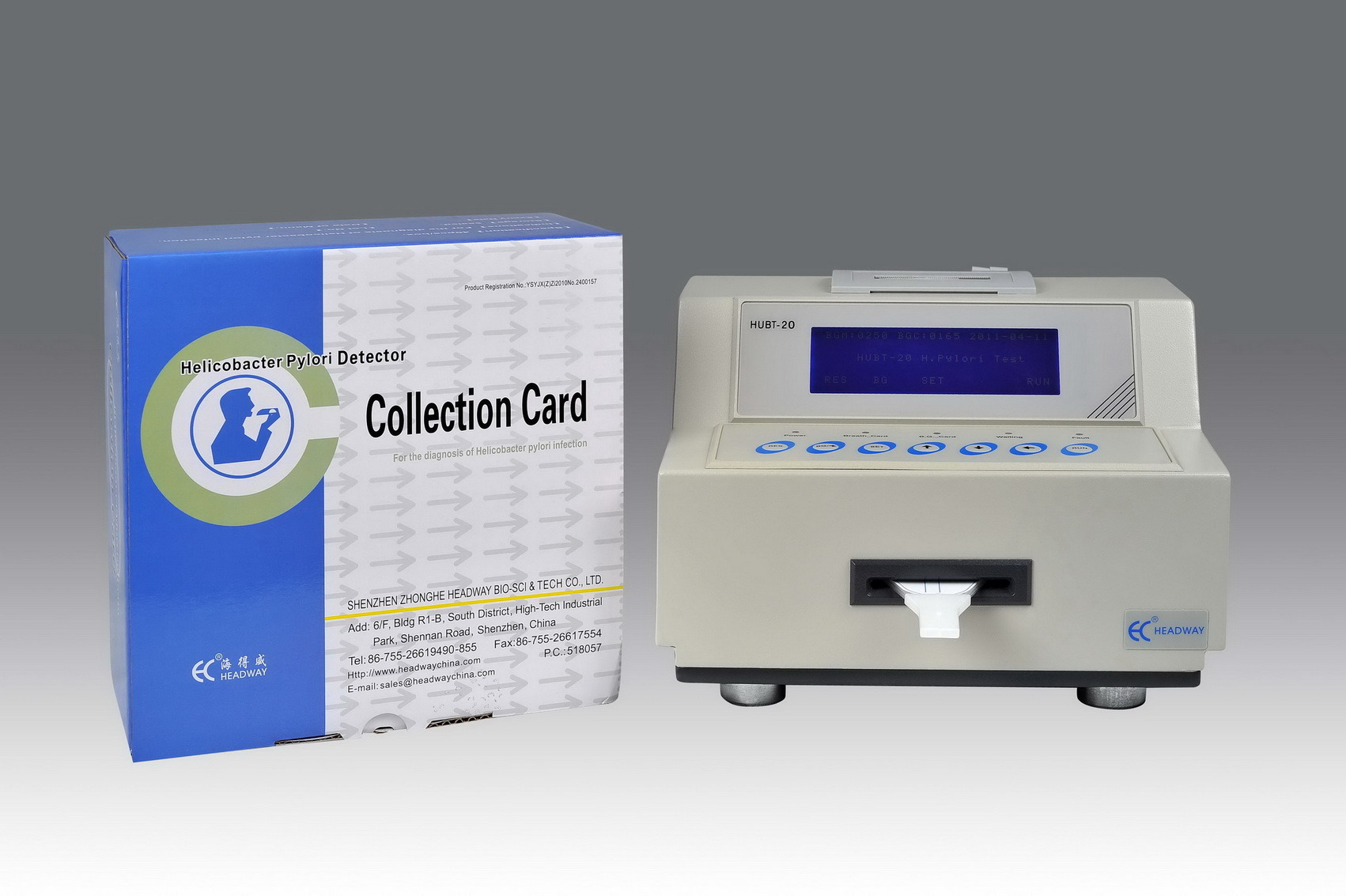 H. Pylori Rapid Breath Test Analyzer