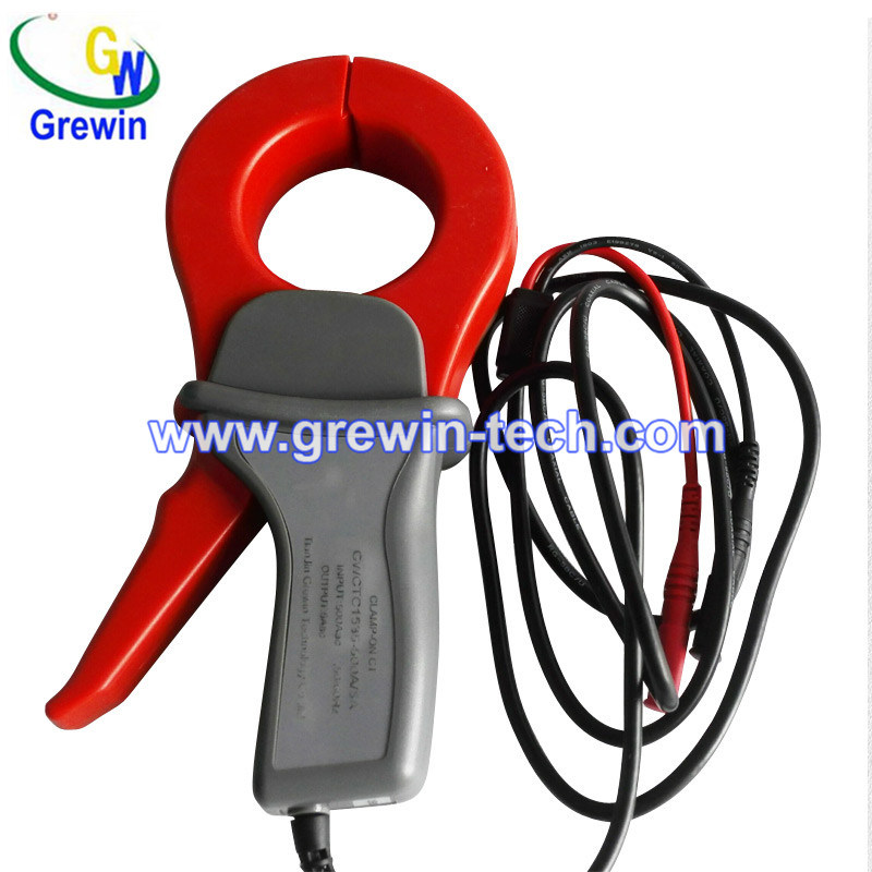 100A 200A 50A Low Current Clamp Meter