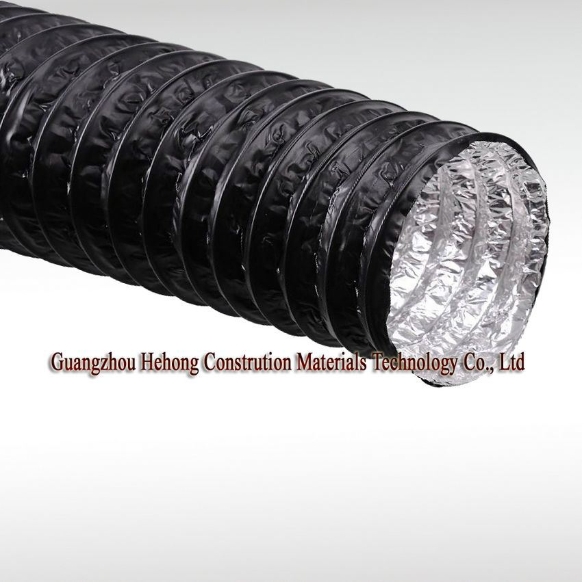 PVC & Aluminum Combine Flexible Duct