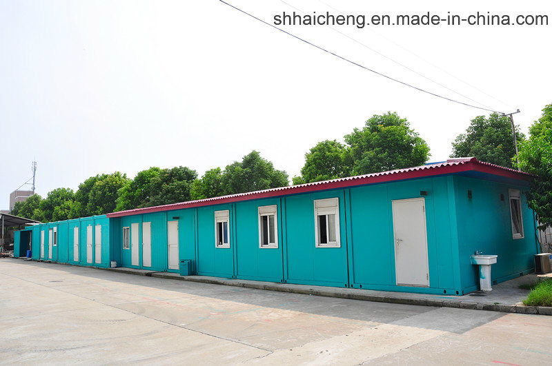 Container Office in Factory (SHS-mh-office026)