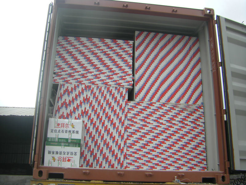 Fire Proof Gypsum Board Plasterboard Moisture Proof