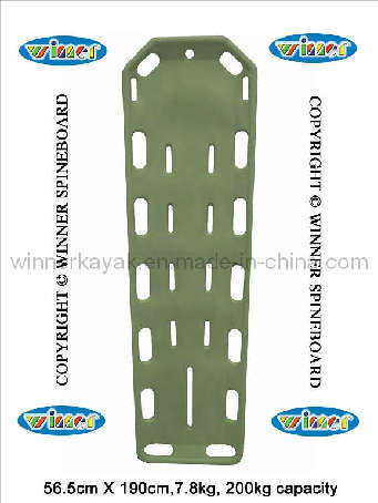 Basket Spine Board