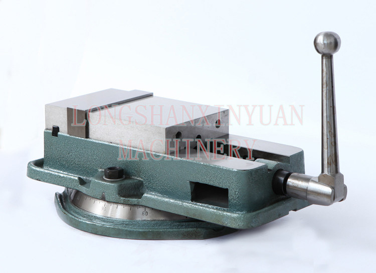 High Quality Precision Angle Lock Machine Vice, Milling Machine Vice