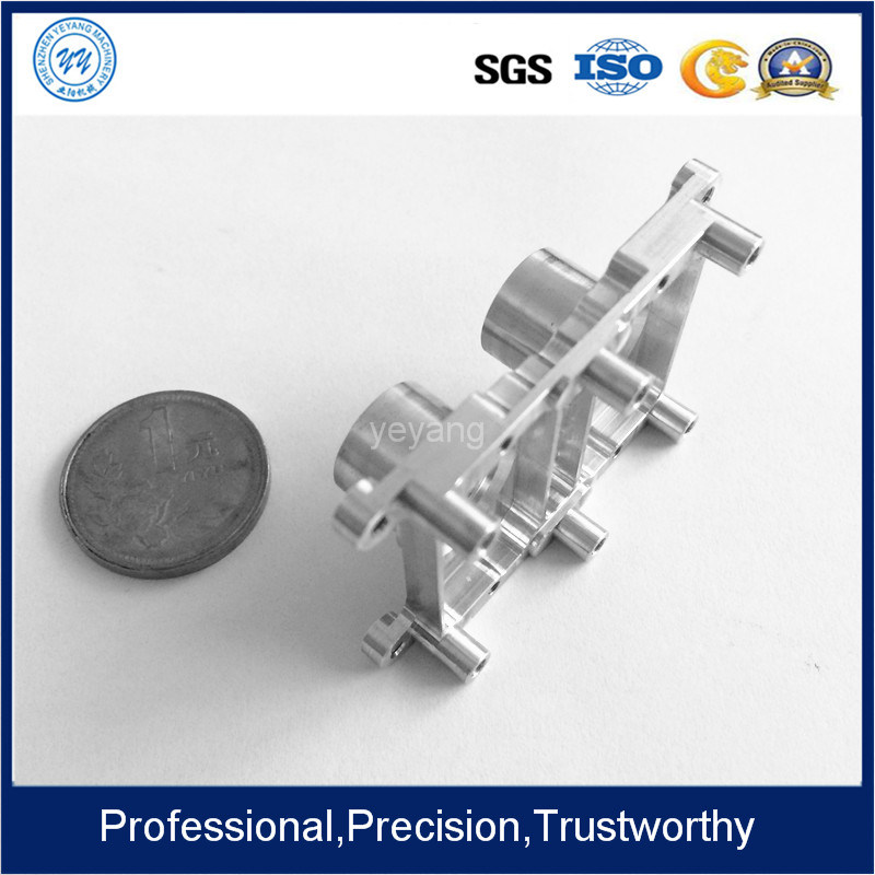 Spare Parts and CNC Precision Processing Aluminum Turned and Milling Machining Parts
