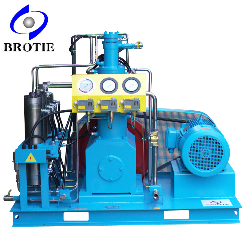 Brotie Totally Oil-Free Medical Hospital Oxygen Compressor