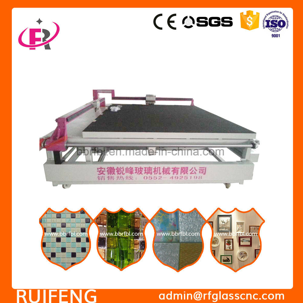 Manual Glass Cutting Table (RF1612H)