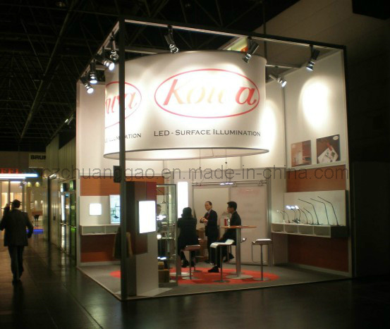 Maxima System Aluminium Exhibition Booth
