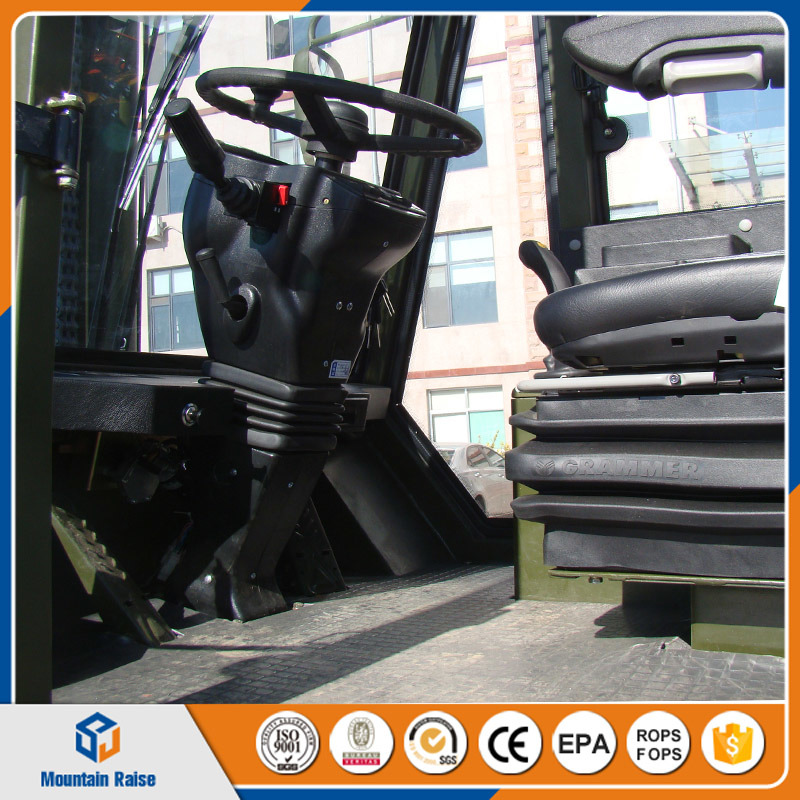 Chinese High Quality Heavy Duty 5ton All Terrain Forklift