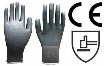 Polyurethane (PU) Glove (ST3010) (CE Certificated)