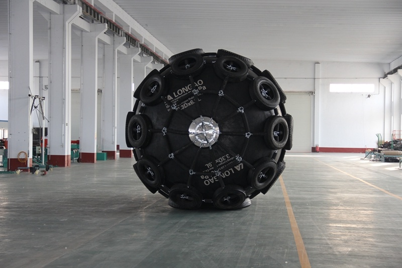 Pneumatic Marine Rubber Fender From China