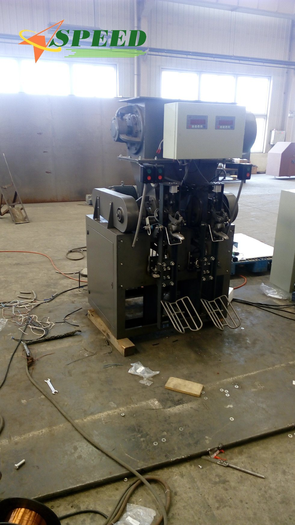Two Spouts Packing Machine (BGY-2W)