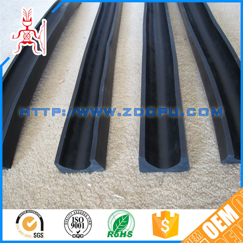 Door & Glass Window Sealing Strip Extruded Custom Rubber Weather Strip