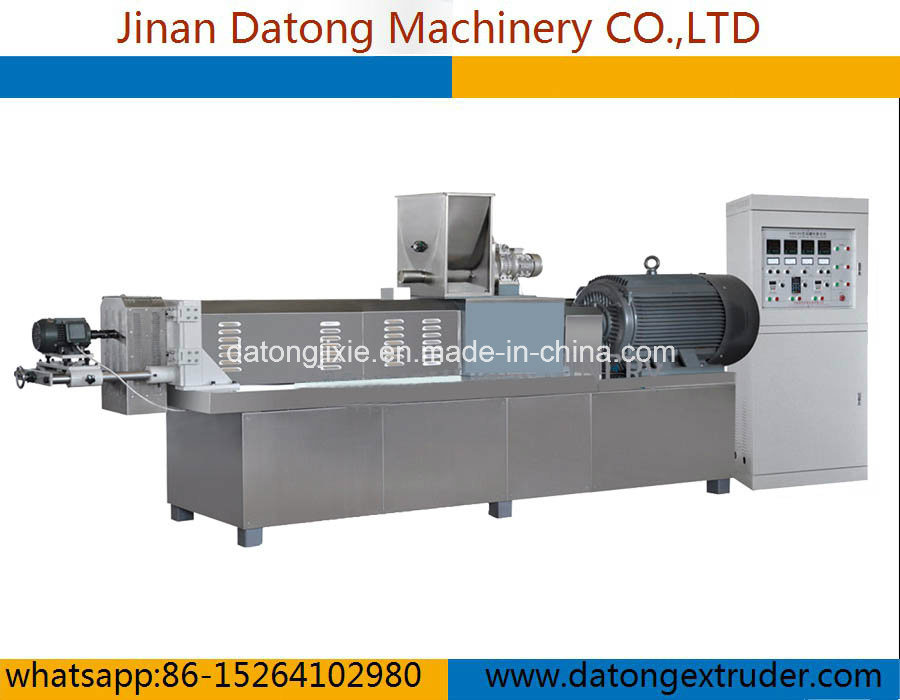 Slg85 Double Screw Food Extruder