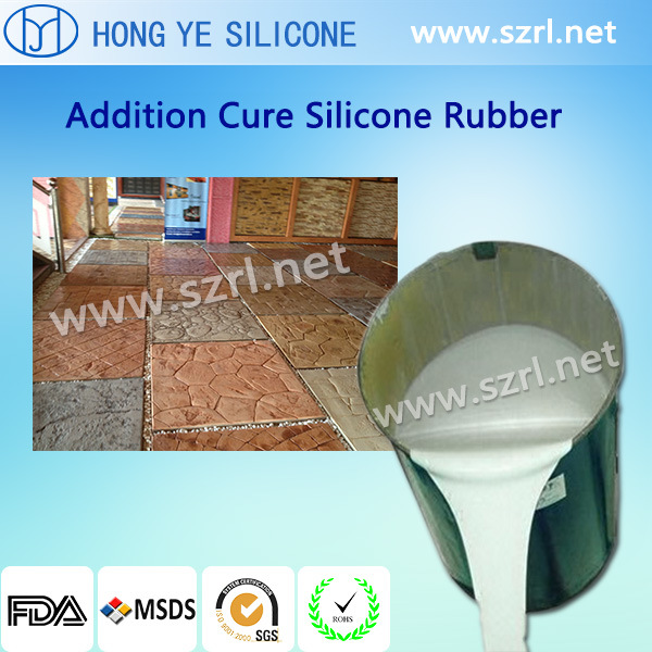 RTV Silicone Rubber Raw Material for Artificial Stone Mold