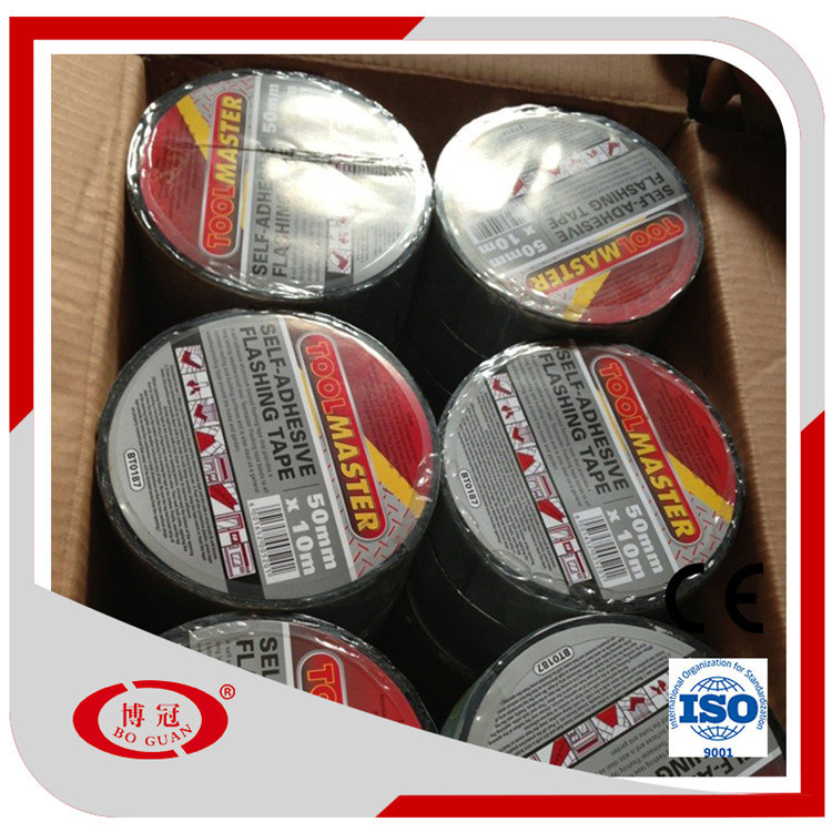 Good Quality Self Adhesive Bitumen Waterproof Membranes for Roofing