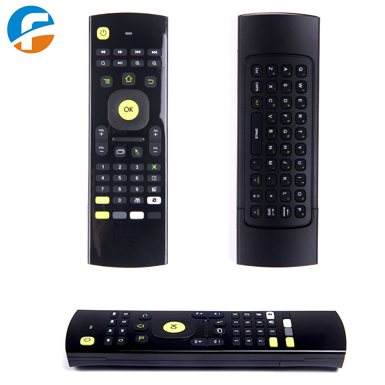 17 Keys TV Remote Control (KT-1617)