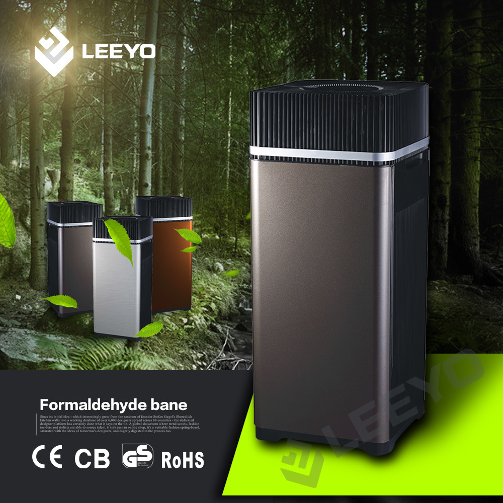 HEPA Air Purifier Commercial Use Fresh Air Cleaner