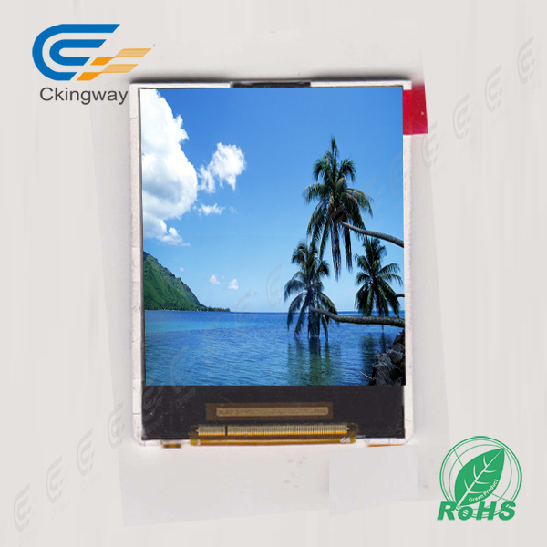 """3.2"""" Color 65k TFT LCD LCM with Rtp"""