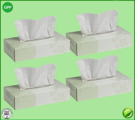 Full Automatic Folding Facial Tissue Paper Making Machine