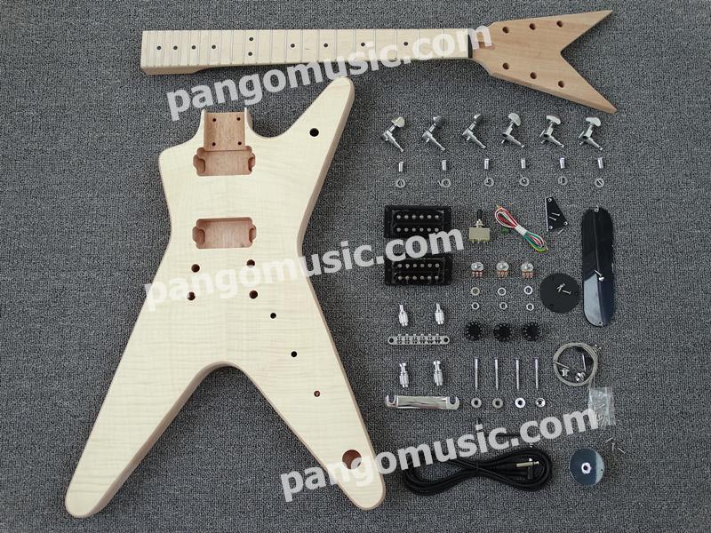 Pango Music DIY Electric Guitar Kit / DIY Guitar (PYX-002K)