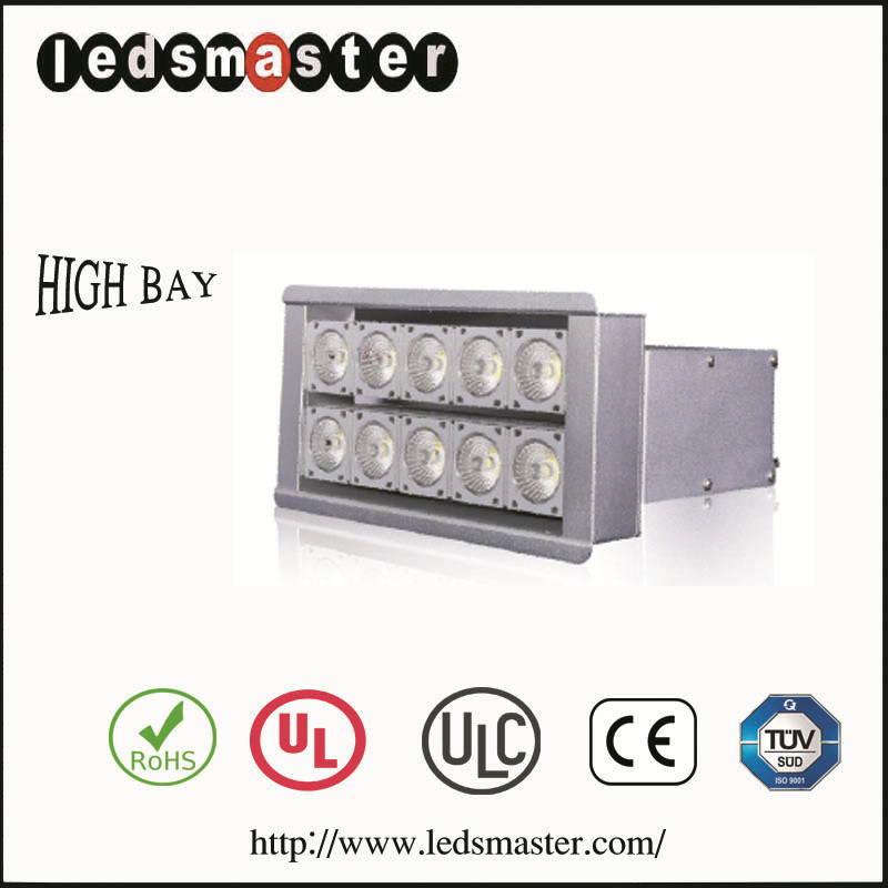 140lm/W 36V DC Dimmable High Bay Lamp LED Display