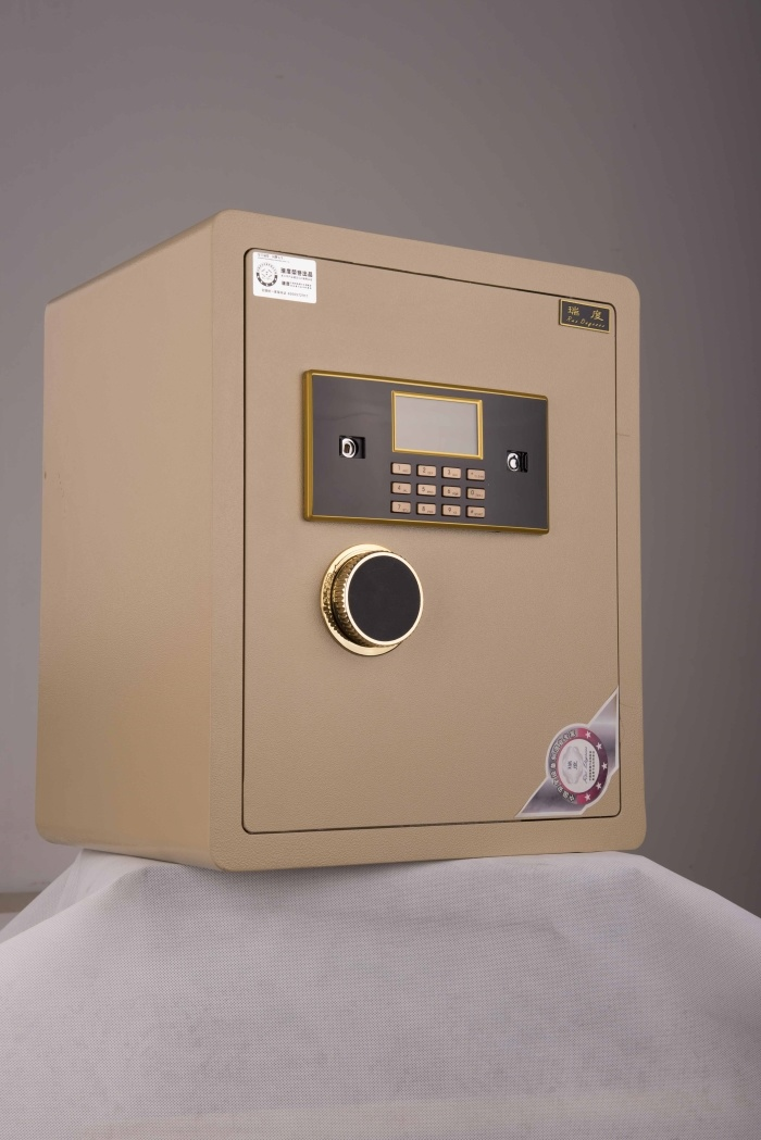 Laser Cutting Electronic Safe Box for Home and Office Use (JBG-450AJ)