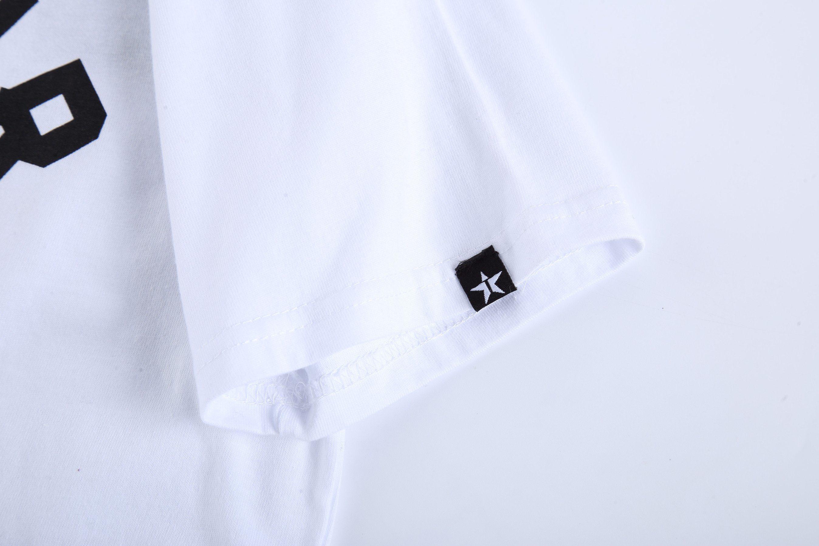 Men′s Fashion Top Quality 100% Cotton T-Shirt