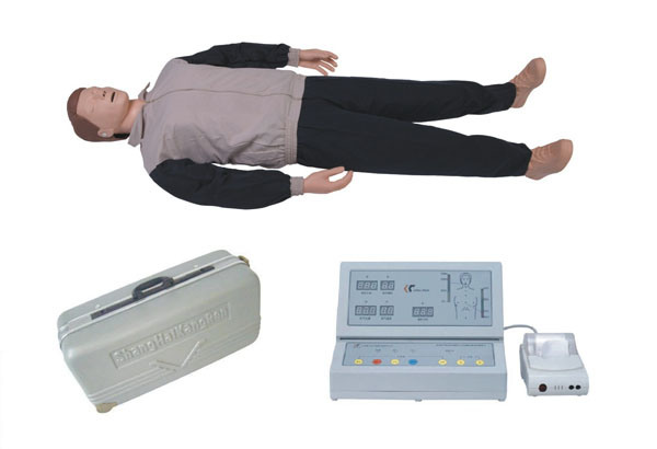 Advanced Medical Comprehensive First Aid CPR Training Manikin