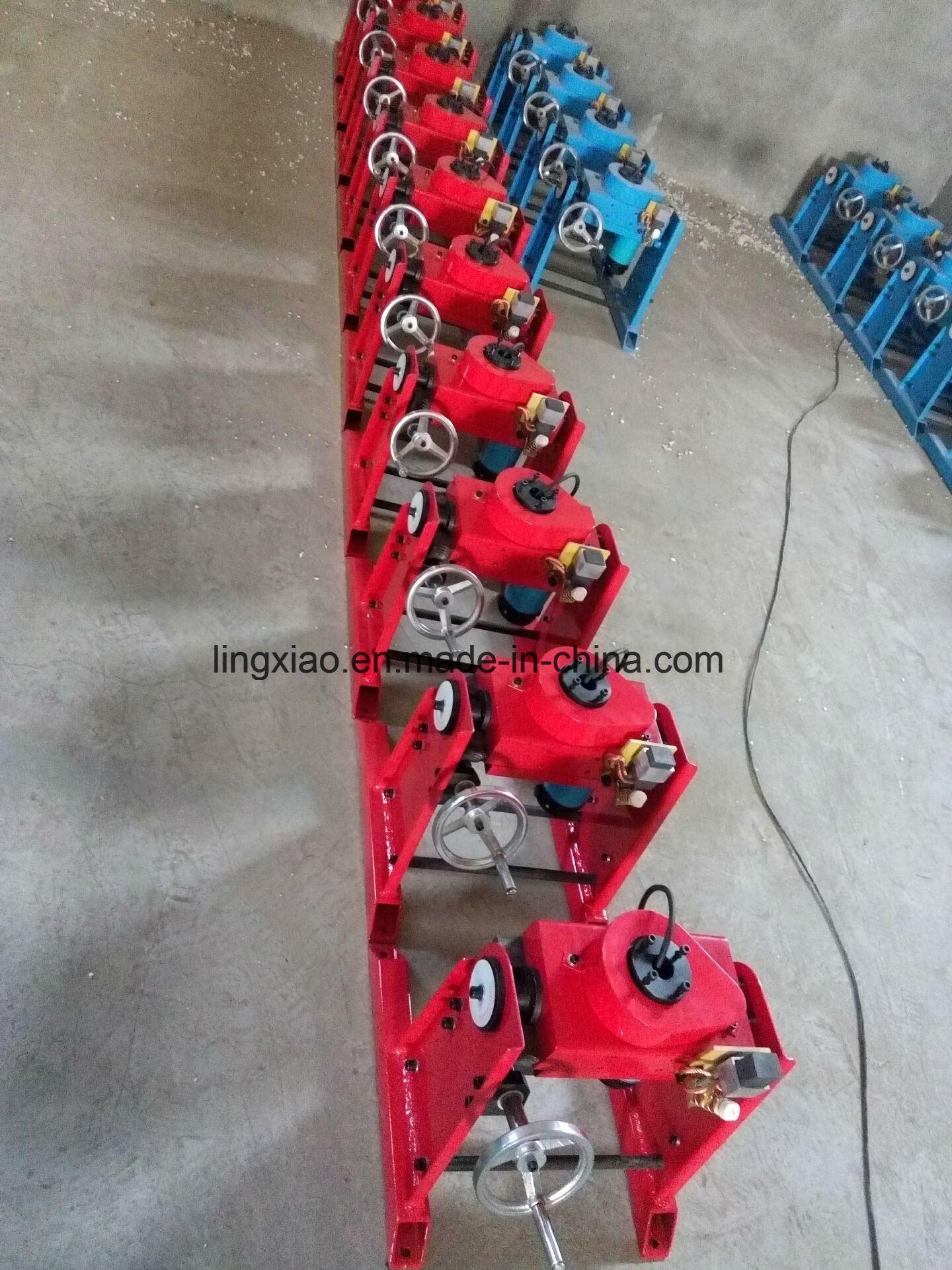 Ce Certified Welding Turn Table HD-100 for Tube Welding