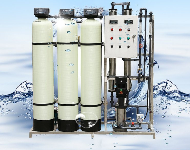 RO Equipment Seawater Desalination Machine Yacht Equipment