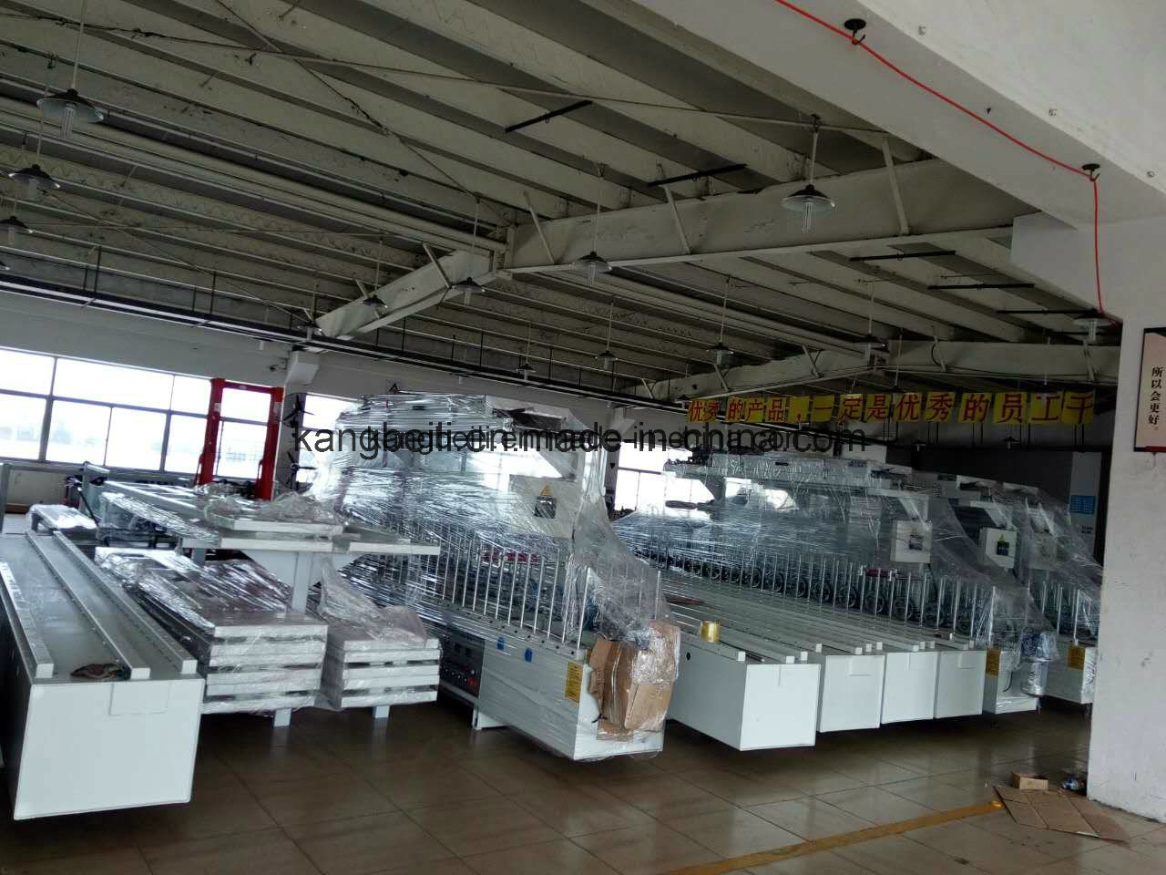 PVC Profile Lamination Indoor Moulding Line Decorative Woodworking Wrapping Machine