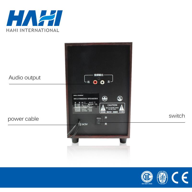 Outdoor Subwoofer Speaker Box Professional PRO Audio Power Amplifier Loudspeaker