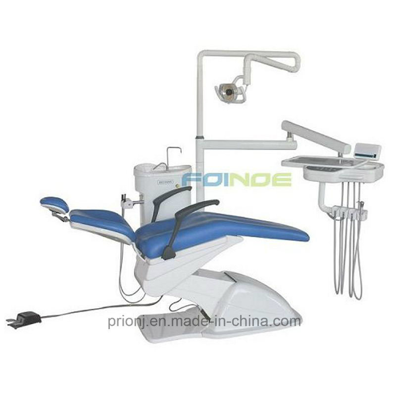 Hot Sale Ce Approved Cheap Chair Mounted Dental Unit