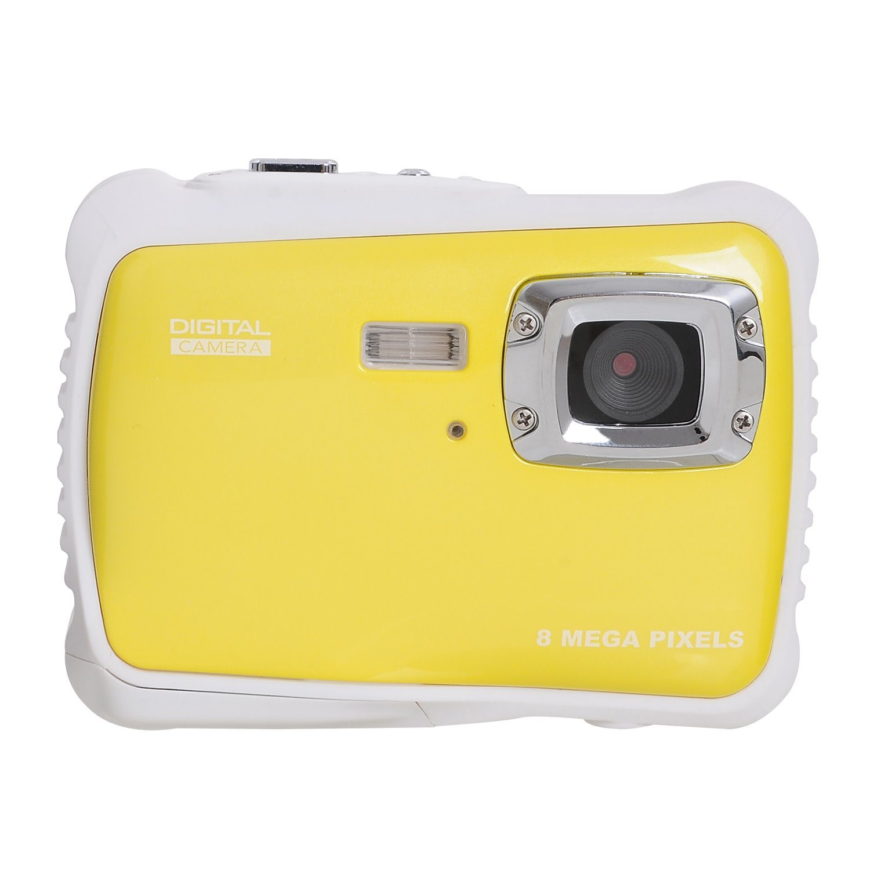12MP 720p HD 3m Waterproof Children Digital Camera