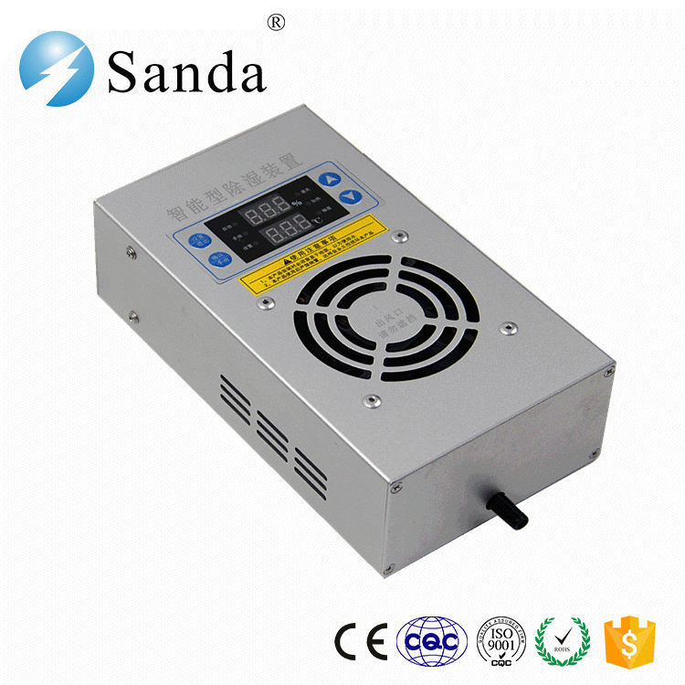 30W Dehumidifier with Heating Function for Cabinet Dehumidifying