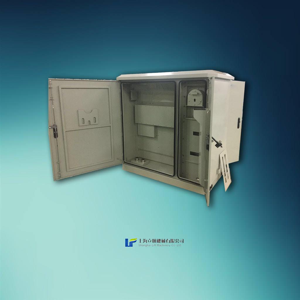 Sheet Metal Distribution Cabinet Custom Metal Fabrication (LFCR100)