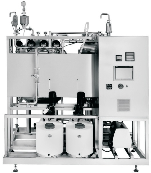 Tonx CIP or SIP System