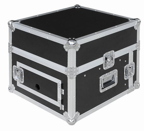 "19"" AMP Rack Mixer Flight Case"