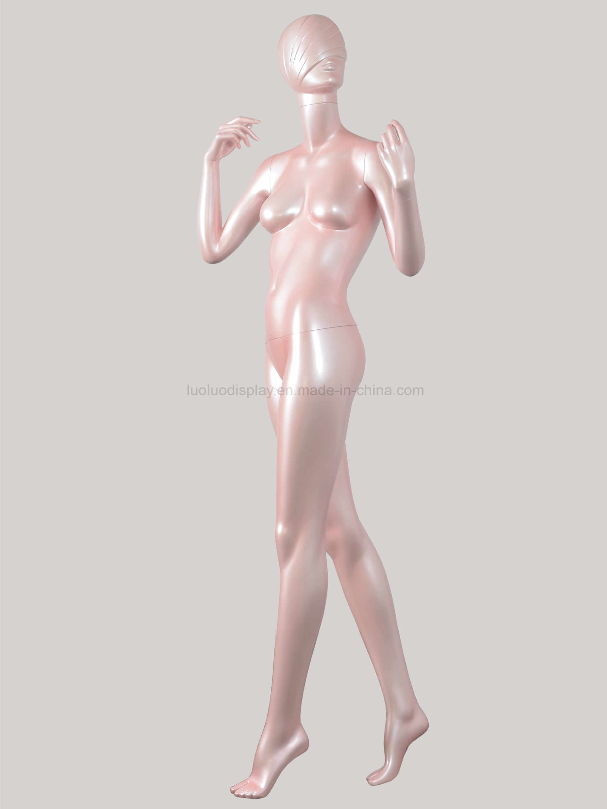 Elegant Female Mannequin for Dress