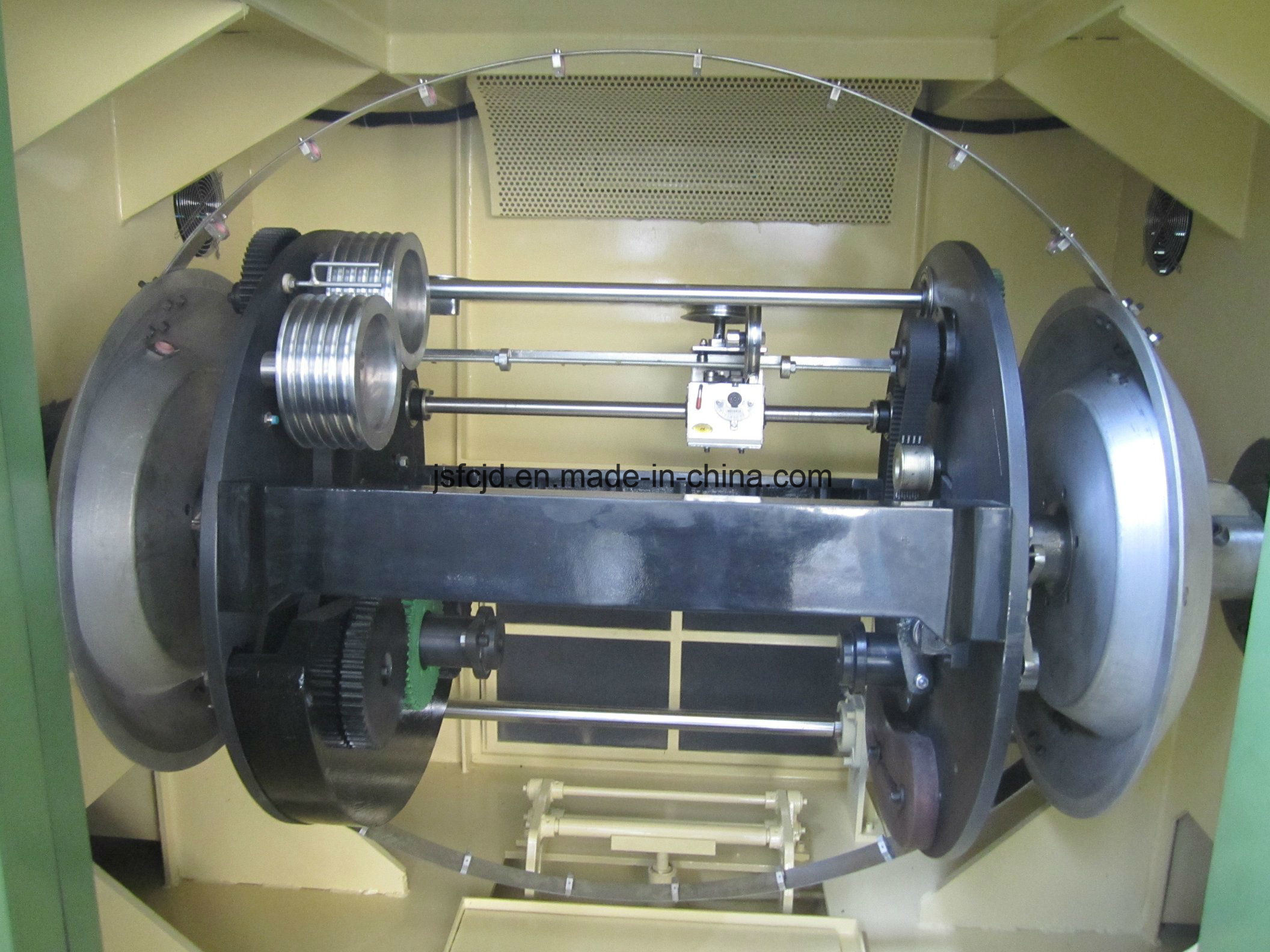 Bare Copper Wire Double Twisting Twister (FC-800A)