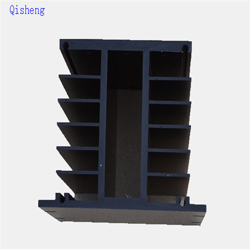 CNC Machinined Part, Heat Sink, Custom Made, Hollow