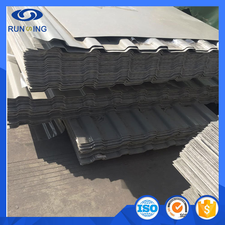 High Quality Corrugated FRP Gel Coat Panel Price